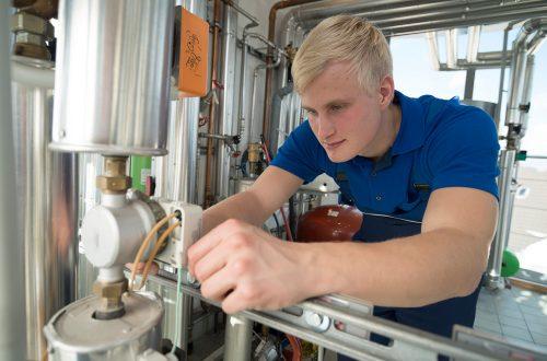 Anlagenmechaniker (m/w), Sanitär-, Heizungs- und Klimatechnik